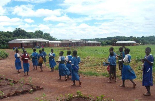 Building Chinthowa School