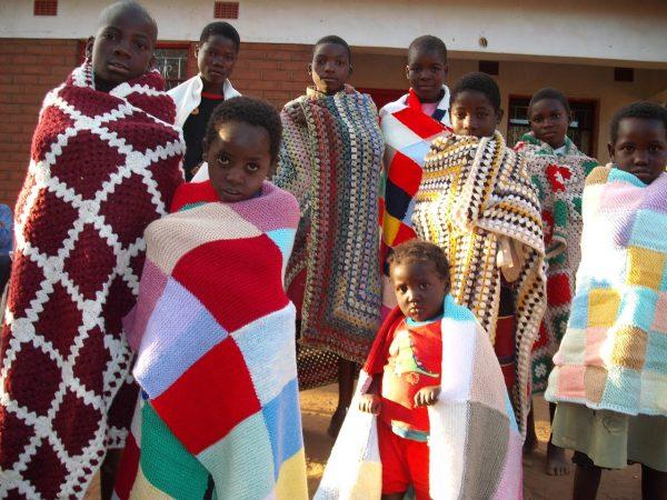 Sending Blankets For The Winter