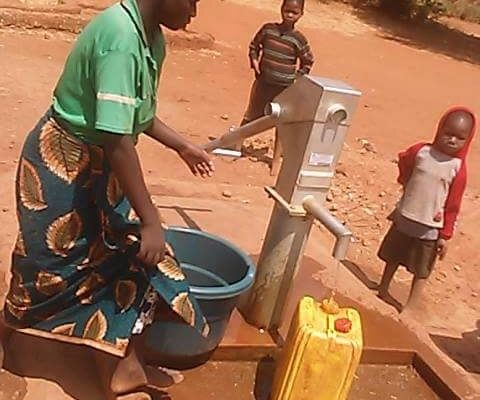 NEW BOREHOLES INSTALLED