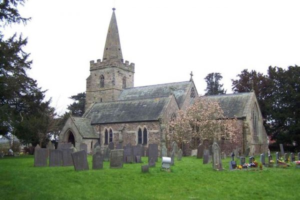 September 1st A lovely afternoon spent at St Michael and All Angels Fenny Drayton Church.